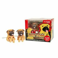 Funtime Bottom Racers Racing Pugs Toy Game And Activities Perfect Gifts For Kids