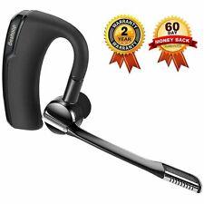 Bluetooth Headset V5.0, Ultra Light Weight(12g) Hand Free Wireless Bluetooth Ear