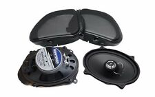 "HOGTUNES 5""X7"" FRONT SPEAKERS FOR HARLEY DAVIDSON 2006-13 ROAD GLIDE"