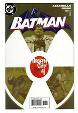 Batman #623 - Broken City Pt. 4 - DC 2004 - 1st Print VF+