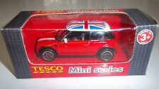 2005 Cooper Mini Red Uk Flag Top Mini Cooper 2005 Tesco Edition Rare Mini Cooper