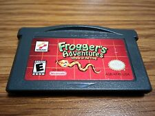 * Frogger's Adventure: Temple of the frog (Nintendo, Advance Game boy, 2001) *