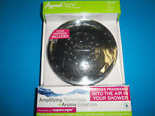 OXYGENICS AROMA CARE SHOWER HEAD BALANCE AROMATHERAPY AROMACARE SCENTS LG 31268