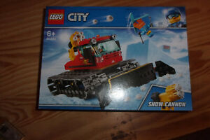 LOT LEGO LA DAMEUSE NEUVE BOITE 60222