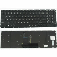 New US Keyboard for Toshiba Satellite Radius P55W-B5112 P55W-B5220 B5318 Backlit