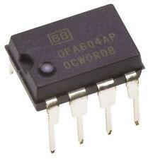 Texas Instruments OPA604AP, Precision, Op Amp, 20MHz, 8-Pin PDIP
