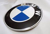 Schild Logo BMW Emaille 50 cm - NEU - 10 Jahre Garantie