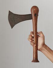 Old ceremonial axe Songye, Congo, excellent patina!