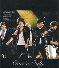 ONE DIRECTION 1D One & Only: Nadia Cohen Mango Saul (h/b 2012) FREE EXPRESS POST