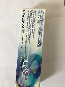 MATRIX GLOSS SYNC  5N2OZ/60ML NEW