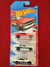 Hot Wheels HW RESCUE 7/10 NISSAN 300ZX TWIN TURBO, Nissan Skyline and '92 BMW M3