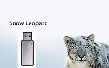  Mac OS X 10.6 Snow Leopard Bootable New USB INSTALL, UPGRADE OR RECOVER 