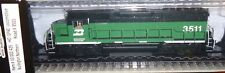 HO scale Atlas GP40 Burlington Northern Railroad  #3511  DCC & Sound   10002425
