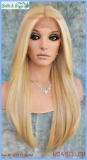 Lace Front Center Part Swiss Lace  Wig Long Straight FS613.27 GORGEOUS SEXY 1278