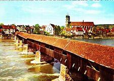 Säckingen a. Rhein , Ansichtskarte, ungelaufen
