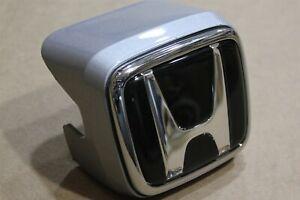 OEM Factory 98-02 Honda Accord SEDAN Front Bumper Emblem Grille Honda Badge