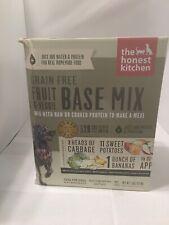 The Honest Kitchen 7lb Dehydrated Grain Free Fruit/Veggie Base Mix EXP 01/29/21