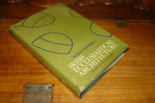 ARTHUR CHAMPNEYS-IRISH ECCLESIASTICAL ARCHITECTURE;INTRD.BY LIAM DE PAOR 1970