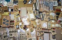 NEW Tim Holtz Idea-ology Embellishments Metal Mixed Media PICK ONE OF 51 TYPES!