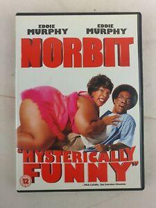 Norbit - Eddie Murphy - 12 - DVD - Tested / Working - Free P&P - Norbit Murphy