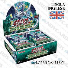 Lingua Inglese Box 24 Buste Code of the Duelist Codice Del Duellante COTD YUGIOH