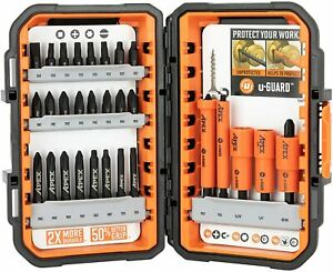 APEX Industrial Fastening Tools Apex Ind 30 Pc U Guard Fastening Set (AUGSET-30)