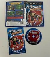 Bomberman Hardball Ps2 - Complete - VGC - Free P&P