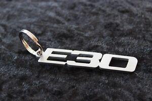 BMW E30 Schlüsselanhänger 316 318 320 323 325 M3 M40 M20 S14 M Technik