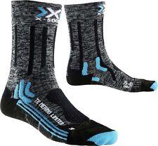 X-Bionic Trekking Merino Limited Women's Hiking/Walking Socks S Black
