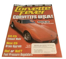 Corvette Fever  Magazine - July 2000