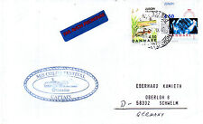 NORWEGIAN CRUISE FERRY MS COLOR FESTIVAL SHIPS CACHED COVER