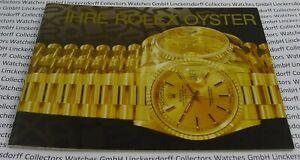 IHRE ROLEX OYSTER - Heft / Booklet von 1-1992 - Deutsch Ref. 579.53 DE