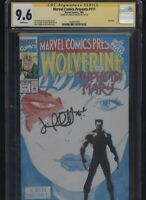 Marvel Comics Presents #111 CGC 9.6 SS Jimmy Palmiotti GHOST RIDER Wolverine