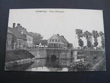 Audruicq Pont d'Hennuin France Old French Postcard