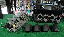 TOYOTA 4A-GE ITBs THROTTLE BODYs / Genuine OEM 4AGE 20valve Black Top 4A Corolla