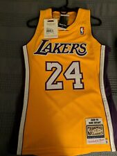 Authentic Mitchell & Ness Kobe Bryant 2008-2009 Los Angeles Lakers Jersey 40 M
