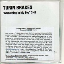 (AB779) Turin Brakes, Something In My Eye - DJ CD