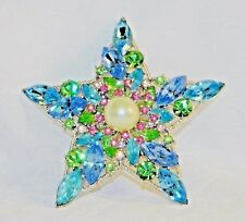 Brooch Mint Condition * * Stunning Trifari Large Star