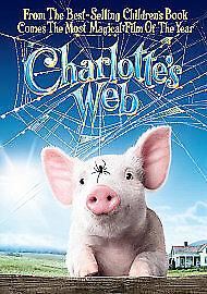 Charlotte's Web (DVD, 2007)