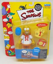 New Playmates The Simpsons Intelli-Tronic Mascot Homer Action Figure Sealed