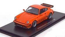 1:43 Kyosho Porsche 911 Carrera 3.2 Coupe 1984 Orange
