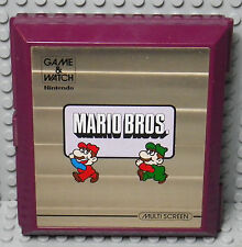 Mario Bros. - Nintendo Game & Watch Multi Screen - MW-56 - 1983