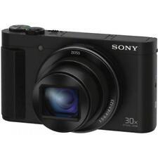 Sony Cyber-Shot H DSCHX90V 18.2 MP Digital Camera - Black