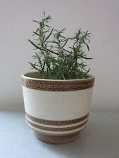Vintage West German Mid Century Modernist Planter/Plant Pot