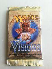 Booster Magic : visions - Neuf - 15 Cartes - MTG