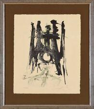 SALVADOR DALI Original Farblithographie, handsigniert  Exemplar 690/1000