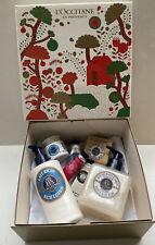 L'Occitane Shea Butter Gift Set Body Wash Rich Lotion Soap Hand/ Body Creams