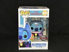 Pop! Lilo And Stitch Halloween Stitch ( Uk New)