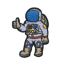 Astronaut ARMY LOGO Tactical  MORALE BADGE HOOK PATCH  SH+ 828