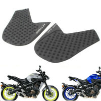 Motor Rubber Gas Tank Tranction Side Knee Grip Pad For Yamaha MT-09 FZ 2014-2019